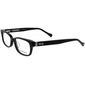 LUCKY LINCOLN-BLACK-50 EYEGLASSES